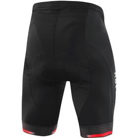 Löffler hotBOND Pantaloncini Da Ciclismo Uomo, black/red